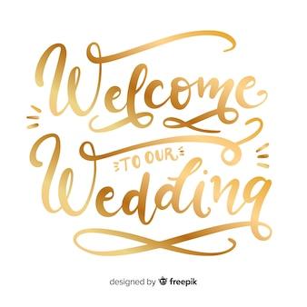 Letras de casamento