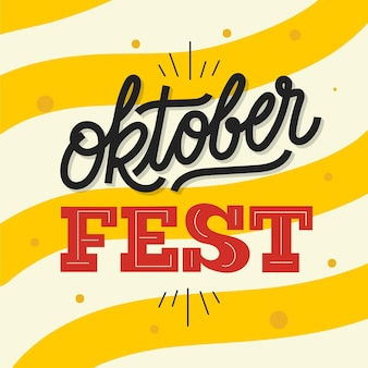 Letras de evento alemão oktoberfest
