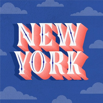 Letras de new york city