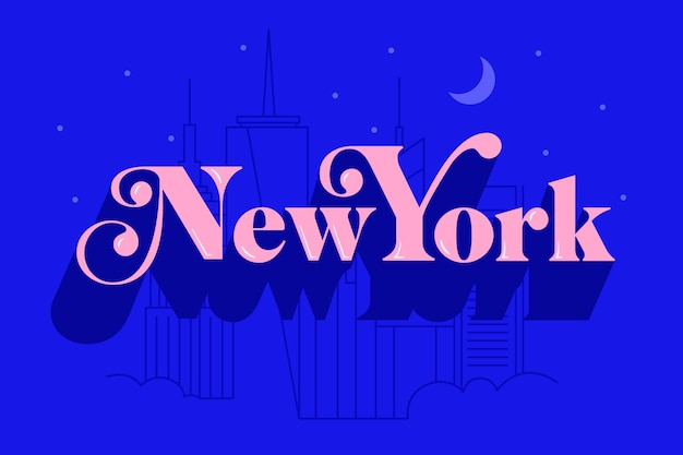 Letras de new york city