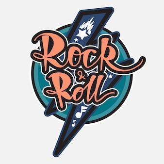 Letras de rock and roll