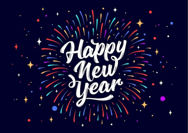 Letras de texto para feliz ano novo ou feliz natal