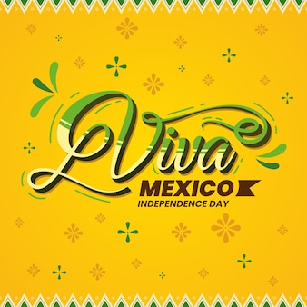 Letras do dia da independência mexic