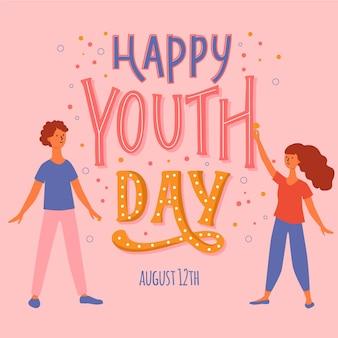 Letras do dia da juventude