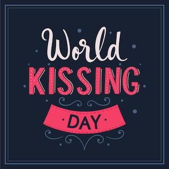 Letras do dia internacional do beijo