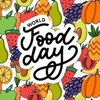 Letras do dia mundial da comida