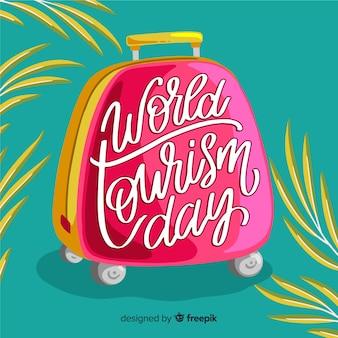 Letras do dia mundial do turismo
