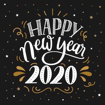 Letras feliz ano novo 2020
