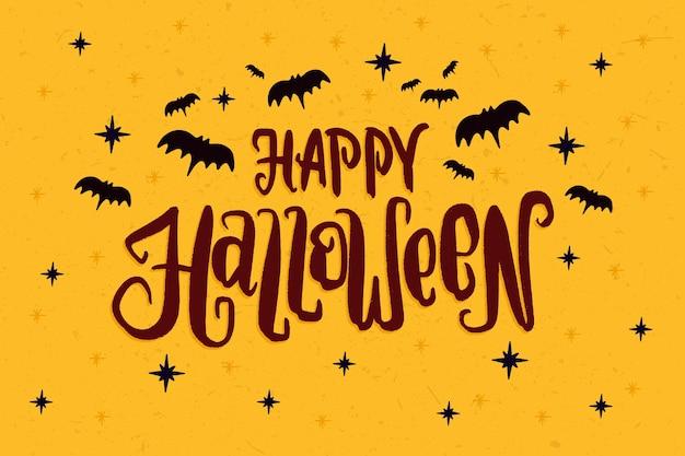 Letras feliz dia das bruxas