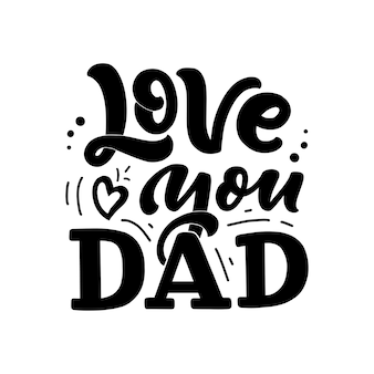 Letras para o dia dos pais