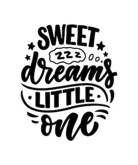 Letras sobre sono e boa noite