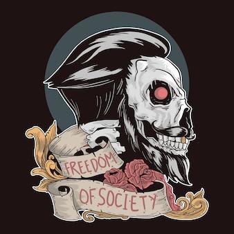 Liberdade da sociedade