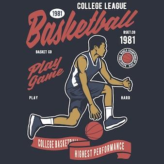 Liga da faculdade de basquete