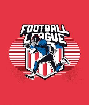 Liga de futebol