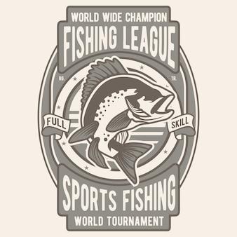 Liga de pesca