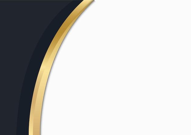 Limpe o fundo abstrato moderno para design de apresentação. fundo de slide geométrico simples