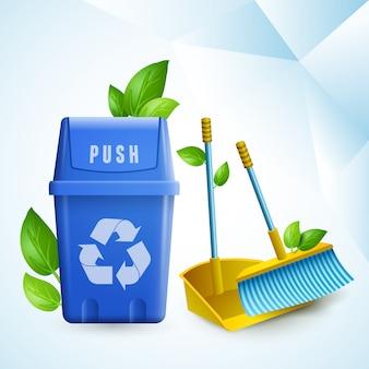 Limpeza ecológica