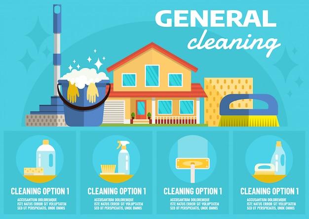 Limpeza geral