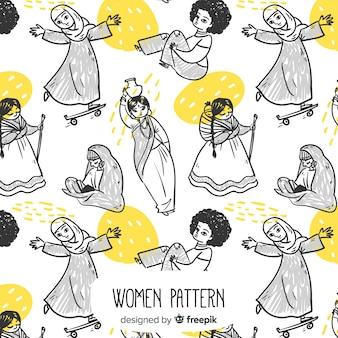 Linda composição do feminismo