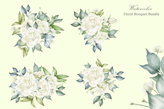 Lindo arranjo floral para convite de casamento