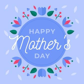 Lindo dia das mães floral