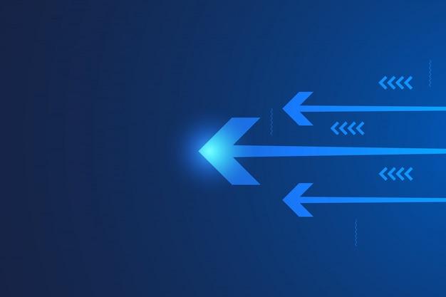 Linha abstrata conceito de conexão de fundo. conceito de transferência. conceito de dados.
