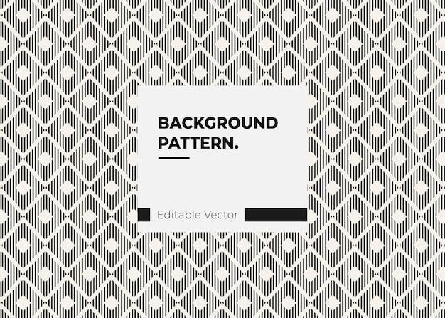Linha de padrão abstrato moderno para a moda de papel de tecido