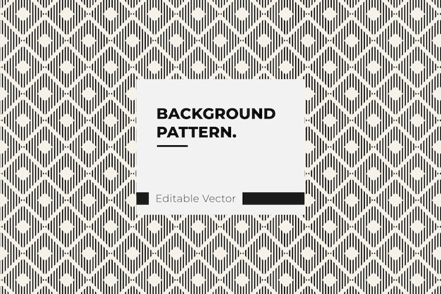 Linha de padrão de fundo abstrato moderno