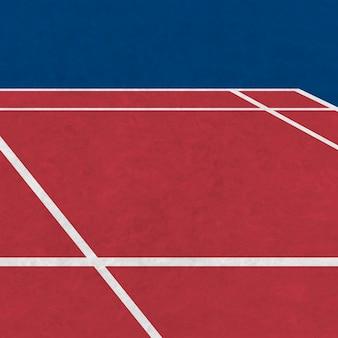 Linha de pisos para esportes internos