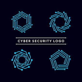 Linha de segurança cibernética