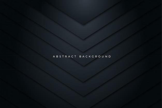 Linha de seta vertical preta bakground