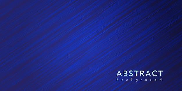 Linha diagonal azul turquesa abstrata