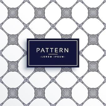 Linha estilosa padrão padrão backgorund