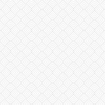 Linha geométrica abstrata sem costura padrão vector fundo mínimo