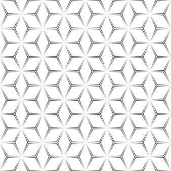 Linha geométrica padrão abstrato sem emenda.