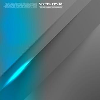 Linhas abstratas de fundo de cores vetoriais.