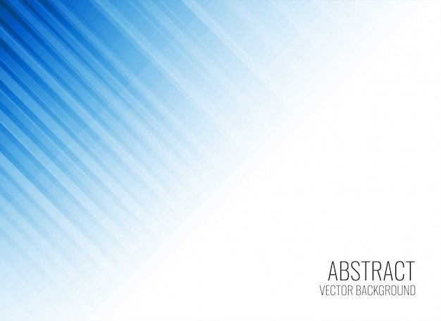 Linhas azuis elegantes abstraem base