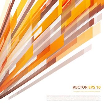 Linhas de arranhões abstratas do fundo do vetor.