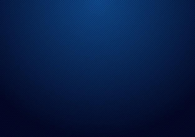 Linhas diagonais listradas abstratas fundo azul
