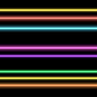 Linhas fluorescentes. linha de brilho abstrato para cartão de design, convite para conferência científica, papel de parede de educação escolar, camiseta, impressão de bolsa, publicidade de oficina moderna, pôster de venda de loja etc.