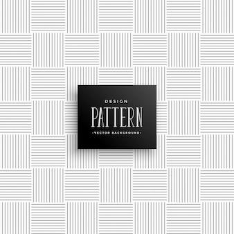 Linhas mínimas elegantes padrão de fundo