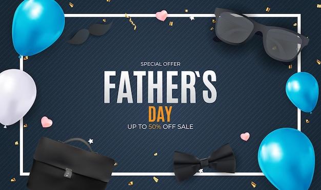 Liquidação do dia do pai