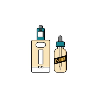 Liquidificador pessoal e-cigarette e-juice liquid