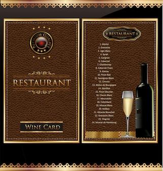 Lista de vinhos