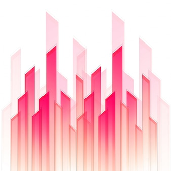 Listras verticais verticais cor-de-rosa, fundo geométrico abstrato criativo.