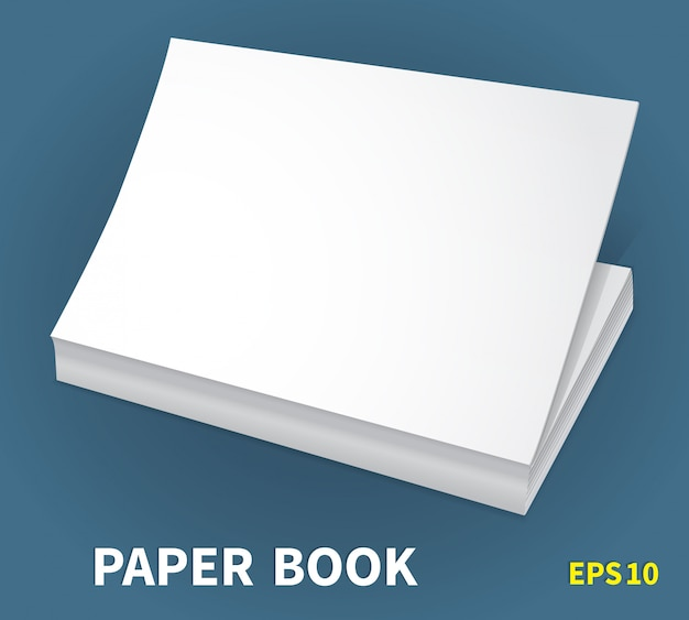 Livro de capa mole