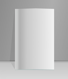 Livro de layout. modelo