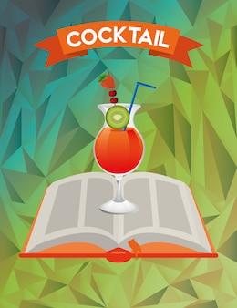 Livro de receitas cocktail