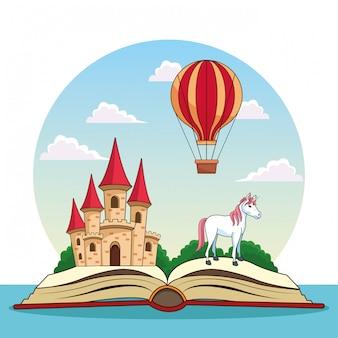 Livros de contos de fadas