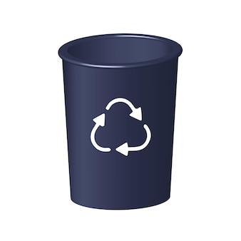 Lixeira para resíduos alimentares